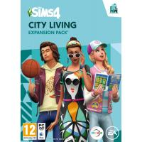 The Sims 4 - City Living (PC) játékszoftver