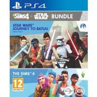 The Sims 4 + Star Wars Journey to Batuu (PS4) játékszoftver