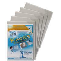 Tarifold Kang A4 fehér öntapadó bemutatótábla (5 db)