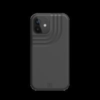 UAG U Anchor Apple iPhone 12/12 Pro fekete szilikon hátlap tok