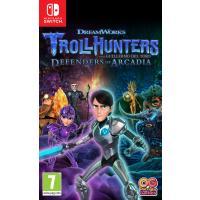 Trollhunters: Defenders of Arcadia (Nintendo Switch) játészoftver