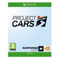Project Cars 3 (XboxOne) játékszoftver