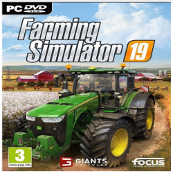 Farming Simulator 19 (PC) játékszoftver
