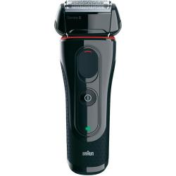 Braun 5030S series 5 Wet & Dry fekete elektromos borotva + Braun EN10 orrszőr nyíró
