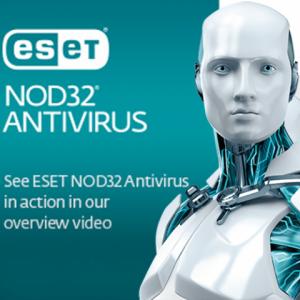 ESET NOD32 Antivírus HUN 1 Felhasználó 1 év online vírusirtó szoftver