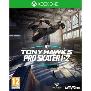 Tony Hawk's Pro Skater 1+2 (Xbox One) játékszoftver