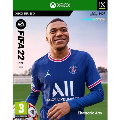 FIFA 22 (Xbox Series X) játékszoftver