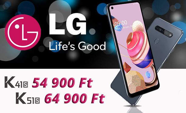 LG készülékek akcióban